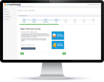 IT User Satisfaction Survey